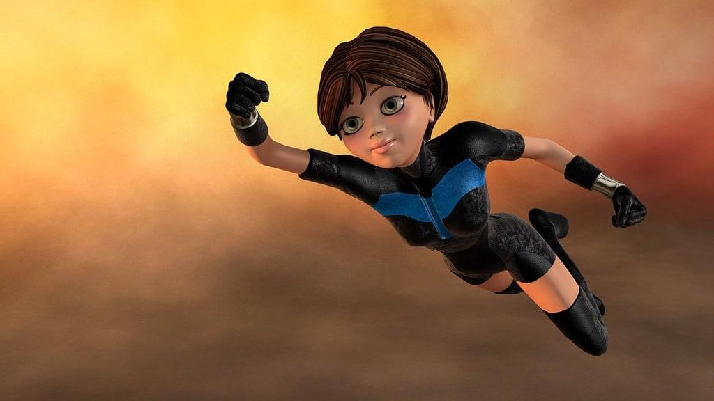 Si j'étais un super héros, je ferais...